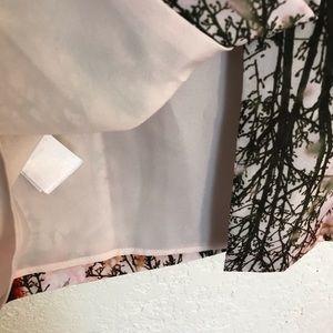 Ted Baker London Dresses - Ted Baker London cowl neck mini dress.